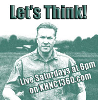 Let's Think Voluntaryist Radio Show